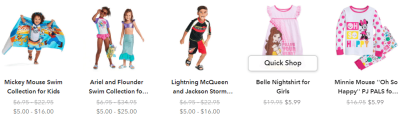 Disney Store SALE + FREE SHIPPING TODAY!
