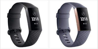 Kohl's : Fitbit Charge 3 Activity Tracker with Classic Band Just $199.99 (Reg : $149.99)