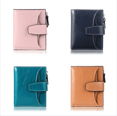 Amazon : Leather Wallet for Women Just $8.99 W/Code (Reg : $17.99) (As of 7/20/2019 3.51 PM CDT)