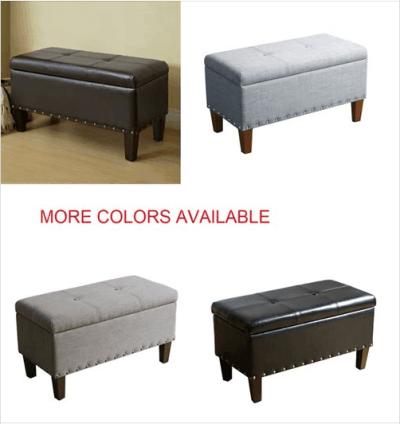 Kohl's : SALE‼️ $79.99 W/Code (Reg $149.99) Storage Bench Ottoman