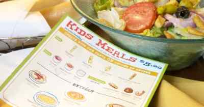 Olive Garden : $1 Kids Meal w/ Adult Entree Purchase Coupon!!