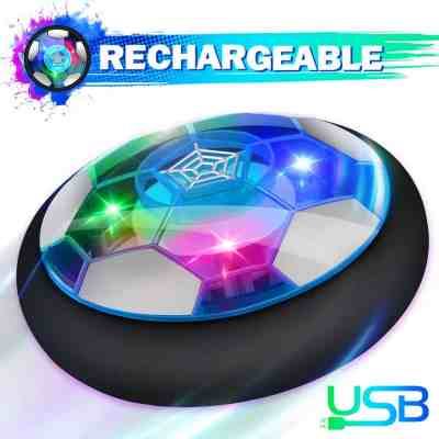 Amazon : Soccer Ball Rechargeable Boy Toys Just $6.40 W/Code (Reg : $15.99) (As of 7/23/2019 1.27 PM CDT)