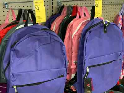 Wexford Backpacks Only $3 at Walgreens
