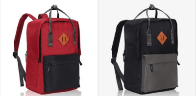 Amazon : Water Resistant Backpack Lightweight Handle Just $9.99 (As of 7/31/2019 7.30 AM CDT)