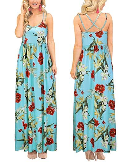 Women's Summer Floral Dress for $12.93 Shipped! (Reg. Price $25.87)