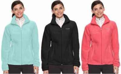 Kohl's : Women's Columbia Three Lakes Fleece Jacket Just $24 (Reg : $60)