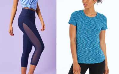 Zulily: Up To 75% Off Mesh Activewear for Women (Starting From ONLY $11.99)
