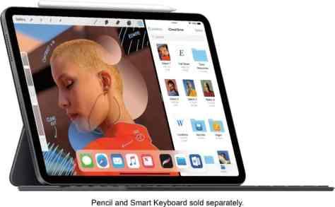 64GB Apple iPad Pro 11″ Tablet: $599
