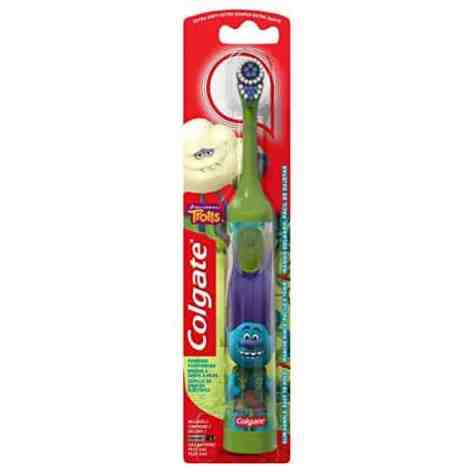 Colgate Kids Battery Powered Toothbrush for $2.84 (reg: $6.82)