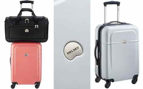 Air Quest Carry-On Spinner with Bonus Duffel for JUST $79.99 + FREE Shipping (Reg $300)