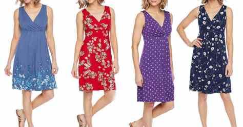 JCPenney Women's Dresses ONLY $11.99 (reg. $44)