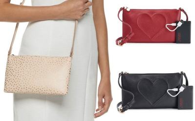 LC Lauren Conrad Crossbody Bag with Charger ONLY $12 at Kohl's (Regularly $50)