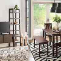 80% off Walmart Furniture | Leaning Bookshelf for $32 + More