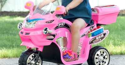 Lil' Rider Three-Wheeled Sport Bikes Only $39.99 at Zulily (Regularly $100)