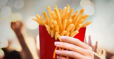 FREE McDonald's Medium Fries w/ Any $1 Purchase for Apple Pay Customers (EVERY Friday in July)