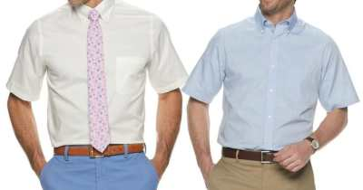 Croft & Barrow Men's Dress Shirts as Low as $6.81 Each + Free Shipping for Kohl's Cardholders