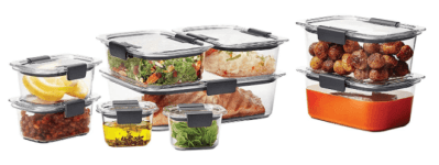 Rubbermaid 18-Piece Food Storage Set for ONLY $17.98 (Regularly $30) – Best Price!