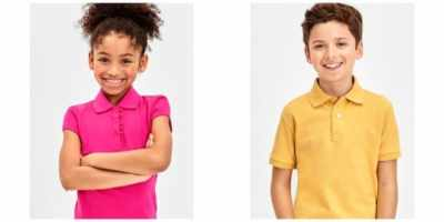 The Children's Place : Uniform Polos Only $4 Shipped!
