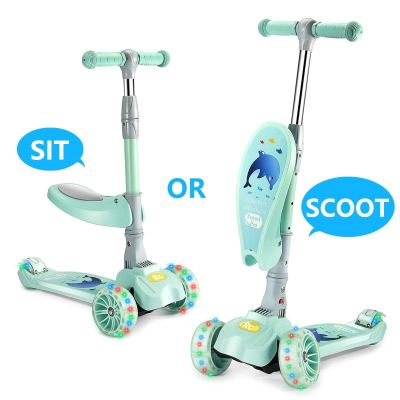 Amazon : 2-in-1 Kick Scooter with Removable Seat Just $32.99 W/Code + $6 Off Coupon (Reg : $59.99) (As of 8/24/2019 5.59 PM CDT)