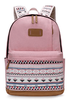 Amazon : Backpack for Girls Just $6.49 W/Code + $8 Off Coupon (Reg : $28.99) (As of 8/26/2019 9.02 AM CDT)