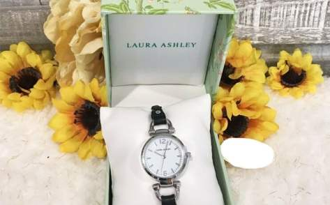 Laura Ashley Watches for Up to 80% Off + Earn Kohl's Cash – Starting at ONLY $28.88