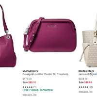 Macy's : Michael Kors Handbag's on SALE !!