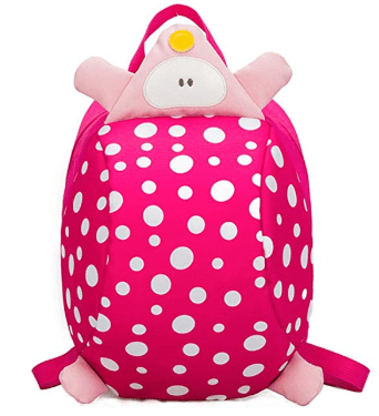 Amazon : Toddler Backpack Girls Mini Travel Bag Just $14.99 W/Code (Reg : $29.99) (As of 8/19/2019 1.46 PM CDT)