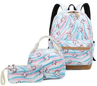 Amazon : Unicorn Kids Bookbags Just $22.19 W/50% Off Coupon (Reg : $36.99) (As of 8/6/2019 9.18 AM CDT)