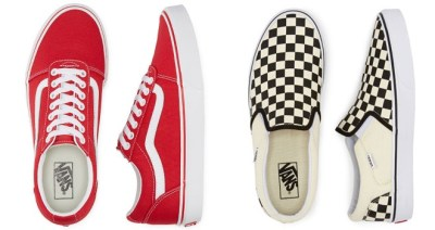 Jcpenney : Vans Skate Shoes For The Family Starting at ONLY $29.99!!