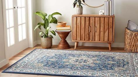 Area Rugs Up to 65% Off (Starting at Just $11.99) – Many Styles Available!