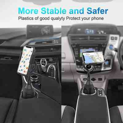 Car Cup Holder Phone Mount for $9 w/code