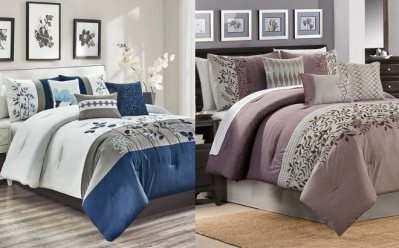 Comforter Sets Starting at $44.98 + FREE Pickup at Macy's (Reg $200) – Today Only!
