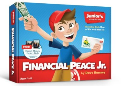 Financial Peace Junior Kit: Teaching Kids How to Win With Money Paperback for $8.98 Shipped! (Reg. Price $24.95)