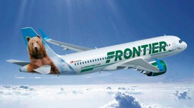 Frontier Airlines One-Way Flights JUST $21 (Book by Tomorrow August 19th!)