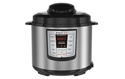 Instant Pot V3 6 Qt 6-in-1 Multi-Use Programmable Pressure Cooker, Only $49 (Was $79.95)