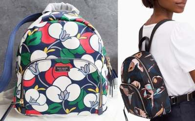 Kate Spade Backpack JUST $69 + FREE Shipping (Regularly $249) – Today Only!