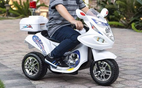Lil' Rider Kids Ride-On Motorcycle Toy for ONLY $44.99 at Zulily (Regularly $100)