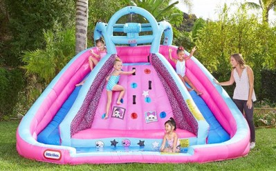 L.O.L. Surprise Inflatable Water Slide for ONLY $191 + FREE Shipping (Regularly $550)