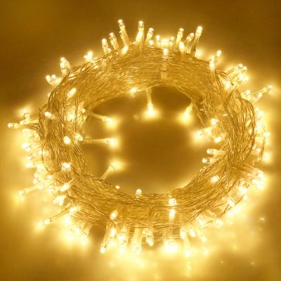 Amazon : 100 LED String Lights 8 Modes Plug in Fairy Lights Just $4.80 W/Code (Reg : $11.99) (As of 9/16/2019 4.03 PM CDT)