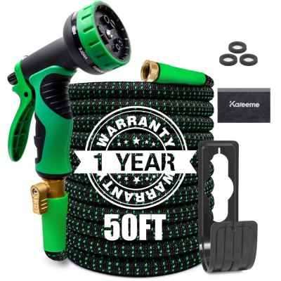 Amazon : 50FT Garden Hose Expandable Just $12.99 W/Code (Reg : $25.98) (As of 9/16/2019 9.06 PM CDT)