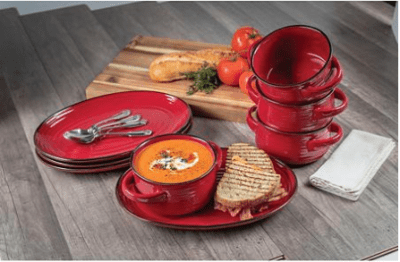 Sam's Club : 8-Piece Bowl and Appetizer Set (Assorted Colors) Just $19.98 !