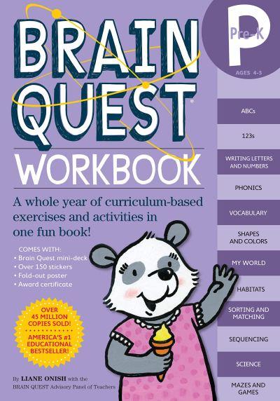 Amazon : Brain Quest Workbook: Pre-K Paperback Just $4.87 (Reg : $12.95) (As of 9/18/2019 9.35 PM CDT)