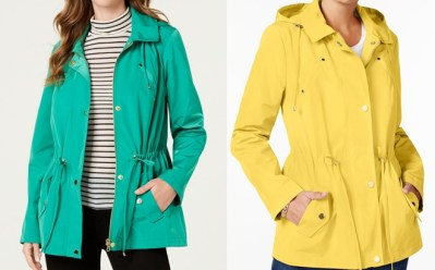 Charter Club Anoraks Starting at $39.40 at Macy's (Regularly $99.50) – Today Only!