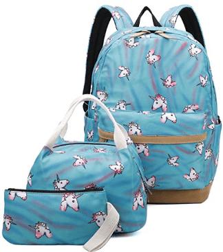 Amazon : Girls School Bags Just $11.99 W/Code (Reg : $36.99) (As of 9/12/2019 10.55 AM CDT)