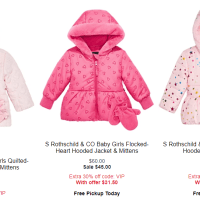 Macy's : Kids Winter Coats On Sale!