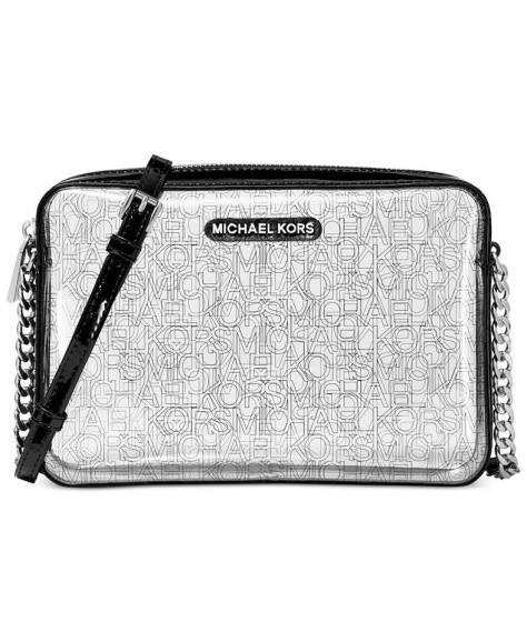 Michael Kors Clear Logo East West Crossbody for $54.93 (Reg $138.00)