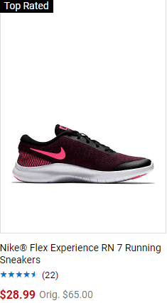 Nike : Shoe's From $16.99 !!