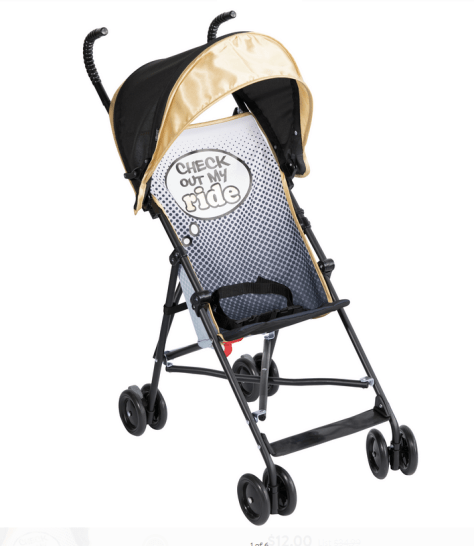 Attitude Umbrella Strollers for $12 (Reg $34.99)