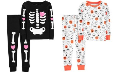 JCPenney : Carter's Halloween Pajama Sets Just $7.50 W/Code (Reg : $20)