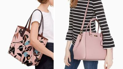 Up to 75% Off Everything at Kate Spade (Handbags, Wallets, Accessories & More)